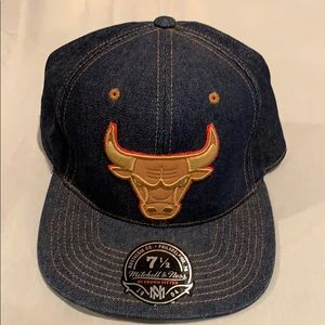 Other - Chicago Bulls Hat-7 1/2 Crown Fitted!